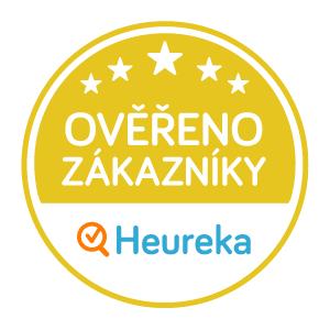 97% spokojných zákazníkov! Overené na Heureka.cz